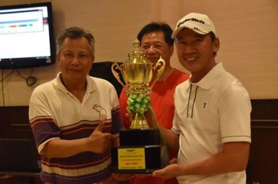 รายการ Voyage Trophy Golf Club ครั้งที่ 1/2560 (21/5/2017)