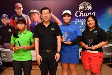 รายการ CHANG Thailand Junior Golf Circuit 2017 วันเสาร์ที่ 13 /5/2017
